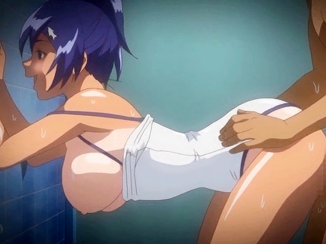 Incredible fantasy action adventure anime video with uncensored group big tits bottom scenes
