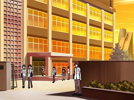 Lascivious mystery campus thriller anime movie with uncensored  scenes