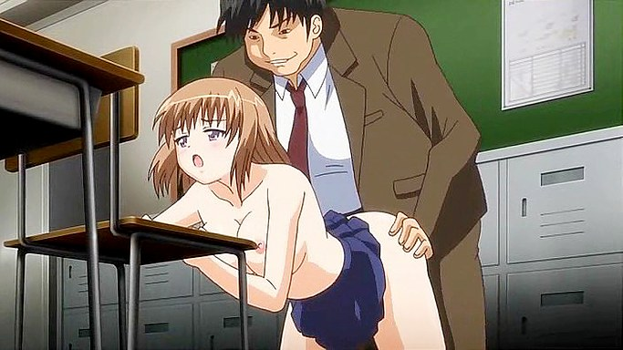 Big guy fucks young asian schoolgirl