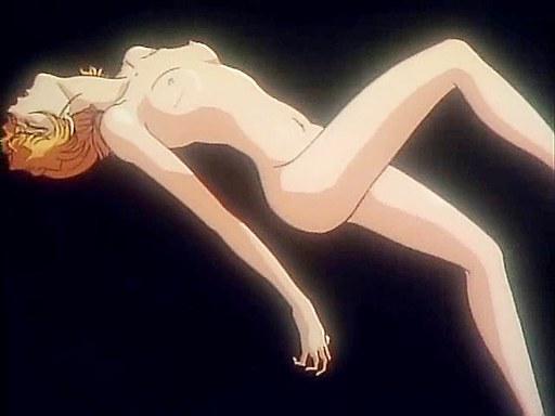 blonde anime girl lesben hentai