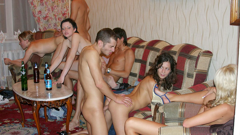 real amateur sex party