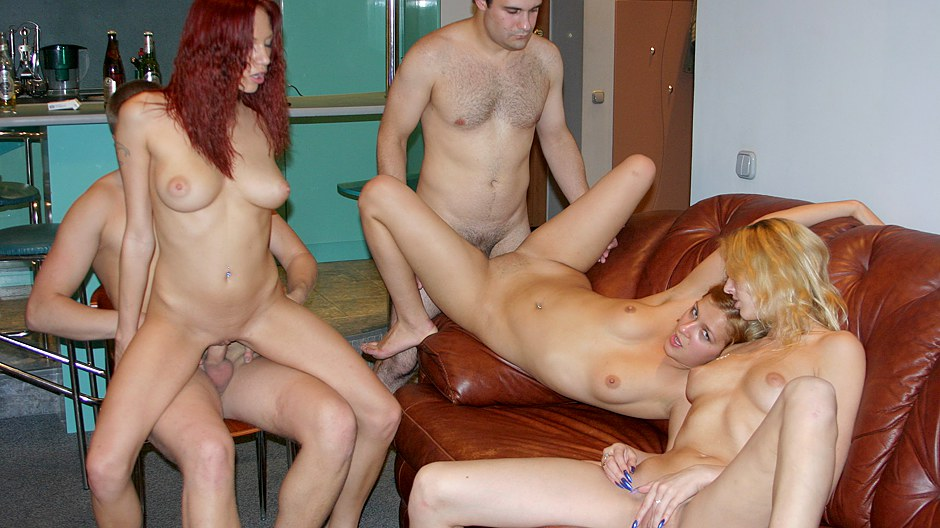 real sex party