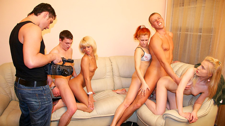 Very sexy college fuck orgy crucial tall blonde