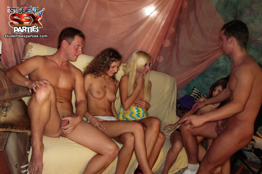 uaa college party sex