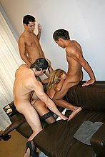 Horny students having fun