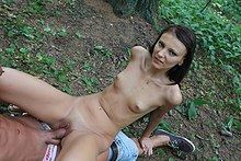 Beach party with outdoor sex scenes