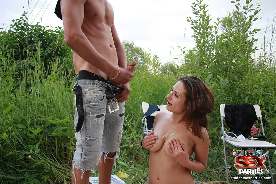 Outdoor Sex Party 56
