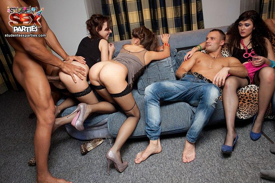 Free college orgy porn — 7