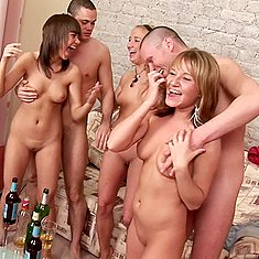 Group student fucking in the cottage Free Photo Gallery 3233