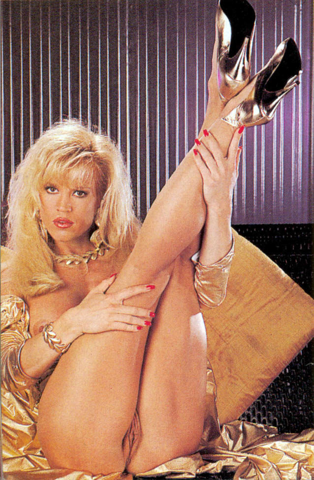 1980s blond porn stars
