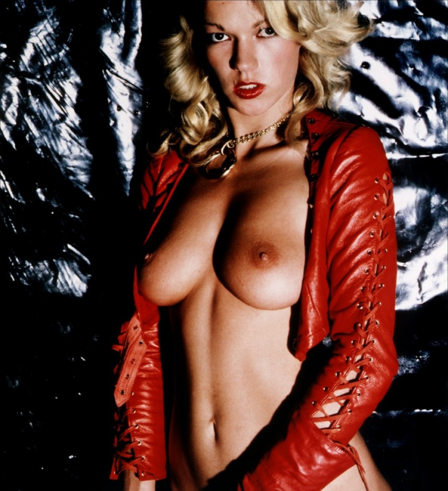 Serviced with a smile brigitte lahaie