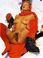 Brigitte Lahaie Classic Porn Photos 3