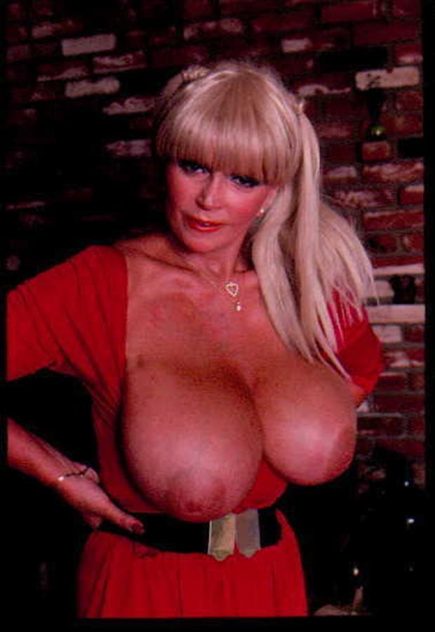 Big white natural tits