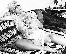 Vintage foto nudist