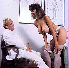 Christy Canyon on 1980 Classic Porn Classic Porn Photos 3