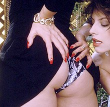 Christy Canyon on 1980 Classic Porn Classic Porn Photos 1
