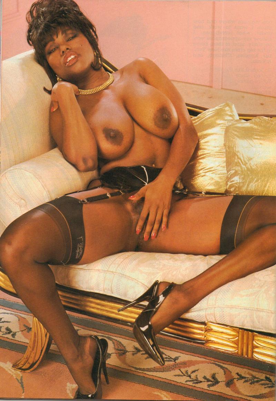 Video with ebony classic porn star 2