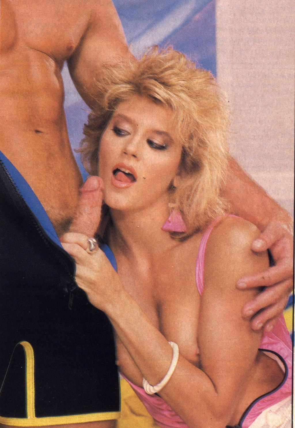 What ginger lynn pornstar right! So