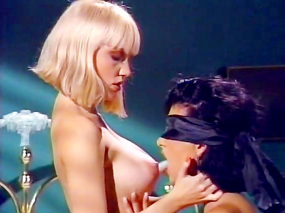 classic nude lesbians - Alicyn Sterling, Raven in vintage sex video with arousing lesbian games