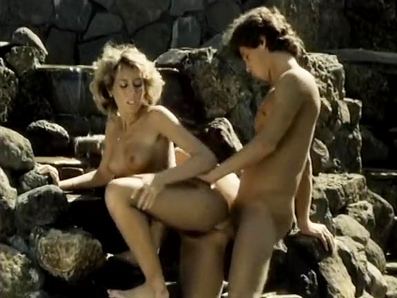 classic 80s porn - Melissa Melendez, Candie Evans, Tom Byron in college girls banged at hot  1970 porn