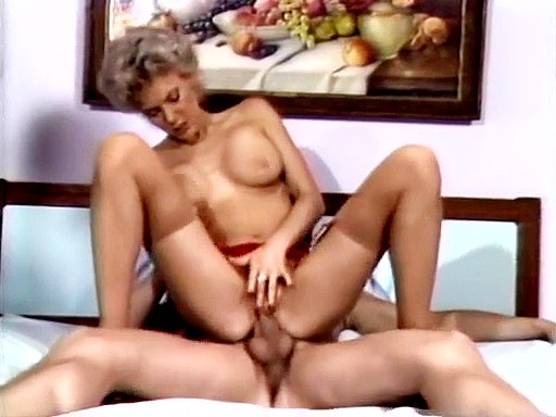 Her pussy is torn by huge cock