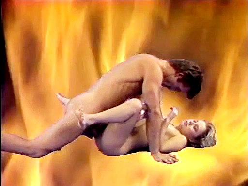 Burning In Fire From Passionate Fuck