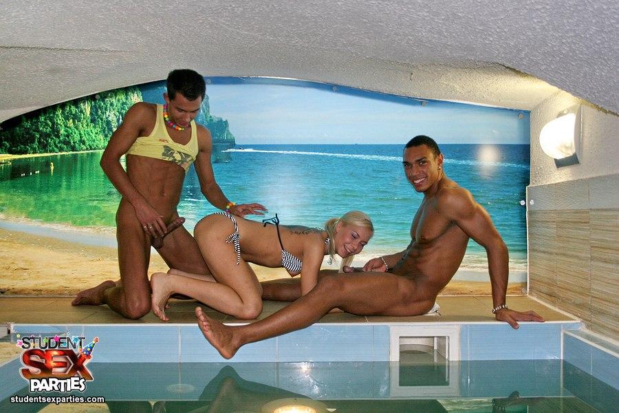Hawaii video de fiesta sexual