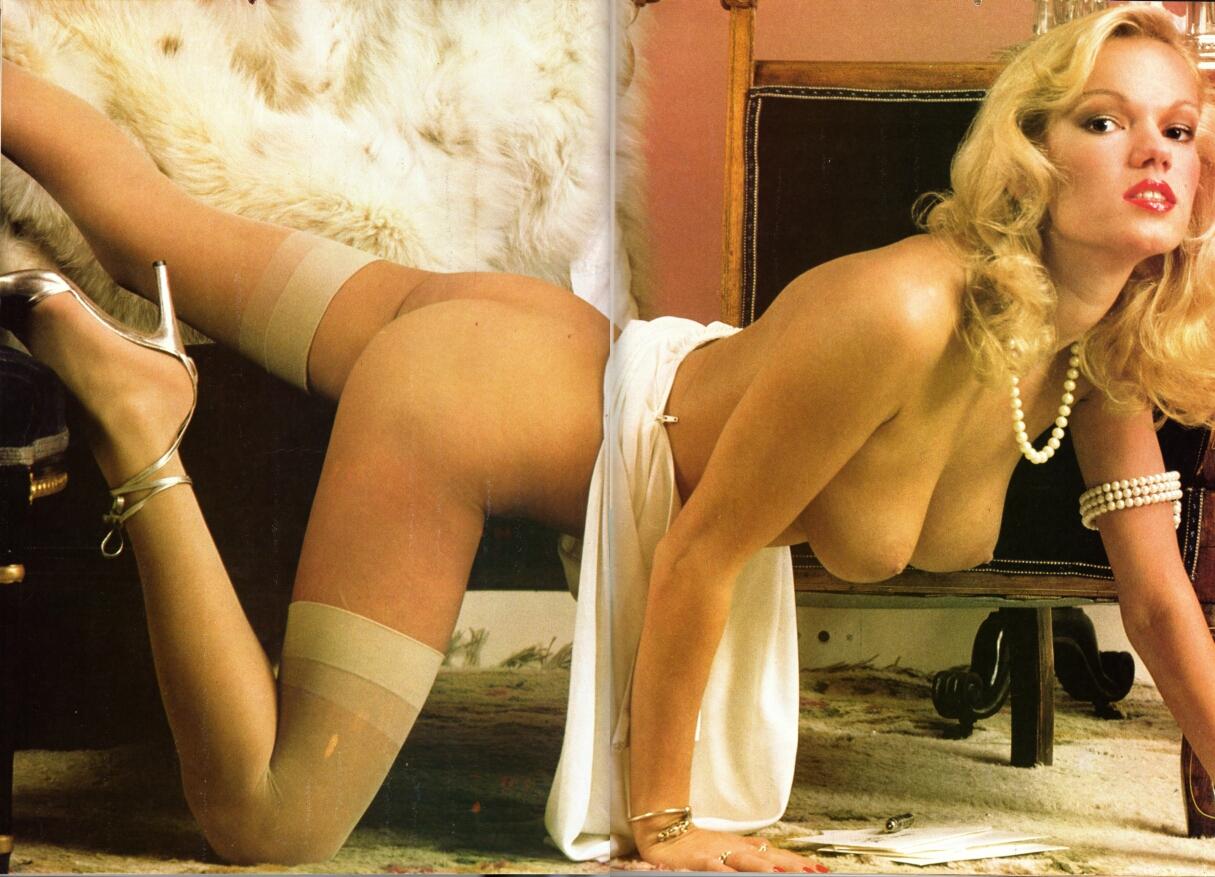 brigitte lahaie vintage