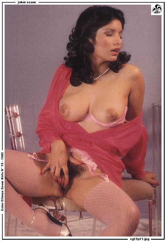 Female nude pov