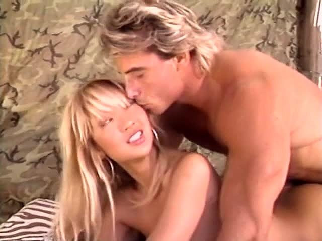 Aja, Jade East, Kascha in classic porn movie - סרטי סקס