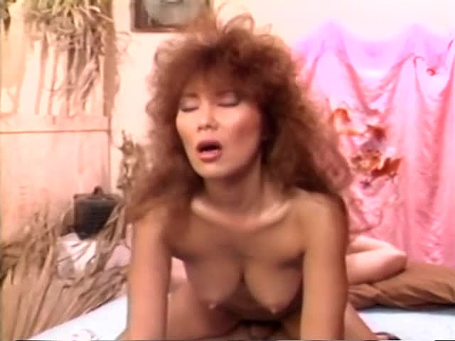 Aja, Jade East, Kascha in vintage porn video - סרטי סקס