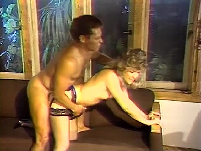 Aja, Lynn LeMay, Megan Leigh in classic xxx clip - סרטי סקס