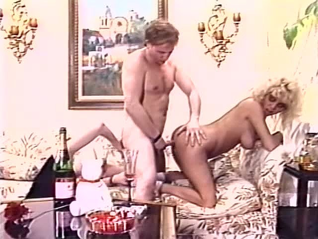 Alexa Parks, Brandy Alexandre, Gail Force in vintage sex video - סרטי סקס