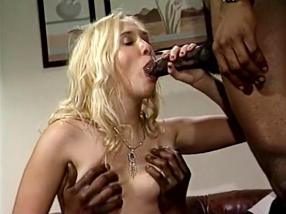 Charlie Waters, Ray Victory, Tony El-Ay in cute girl gets facial from black classic porn star - סרטי סקס