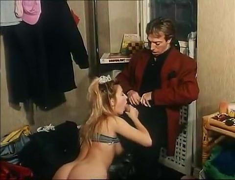 Cicciolina, Baby Pozzi, Gabriella Mirelba in classic fuck scene - סרטי סקס