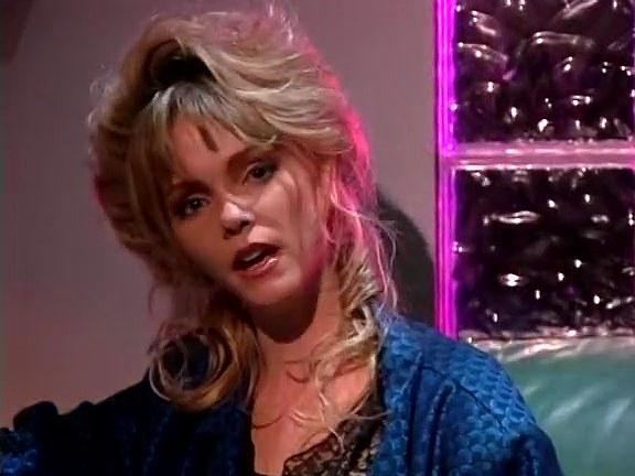 Crystal Wilder, Nikki Dial, Jon Dough in vintage xxx clip - סרטי סקס