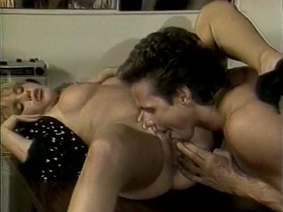 Gail Force, Nina Hartley, Sade in classic xxx video - סרטי סקס