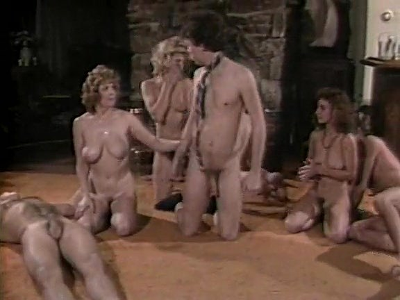 Ginger Lynn Allen, Tom Byron, Pamela Jennings in vintage xxx site - סרטי סקס
