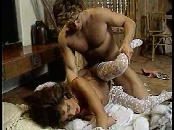 Janette Littledove, Buck Adams, Jerry Butler in classic sex video - סרטי סקס