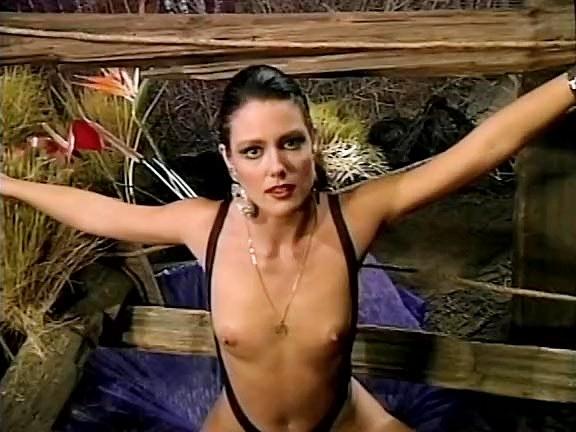 Jeanna Fine, Peter North in 1980 porn movie about lewd nasty sex slave - סרטי סקס