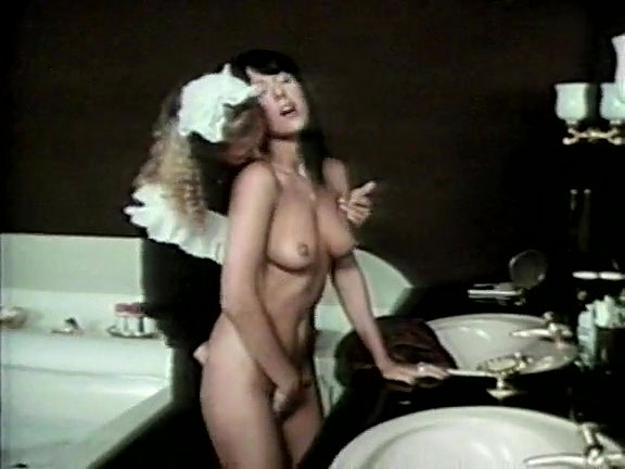 Kathleen Kinski, Brigitte DePalma, Steven Sheldon in vintage xxx clip - סרטי סקס