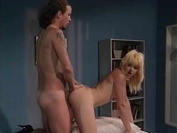 Leena, Asia Carrera, Tom Byron in vintage sex clip - סרטי סקס