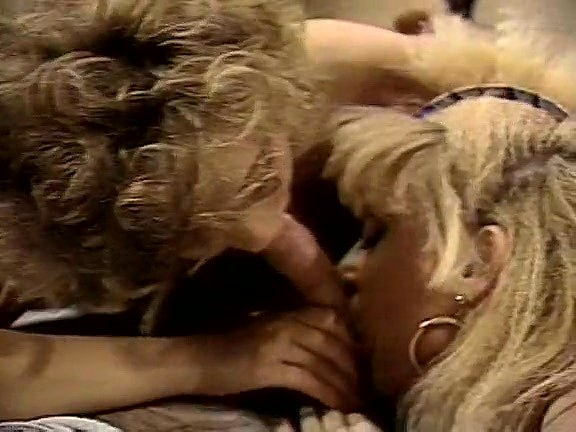 Nina Hartley, Nina DePonca, Jerry Butler in classic sex movie - סרטי סקס