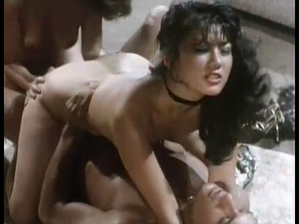 Veronica Hart, John Alderman, Samantha Fox in vintage xxx site - סרטי סקס