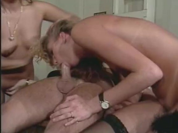 Victoria Paris, Sunny McKay, Heather Lere in classic sex video - סרטי סקס